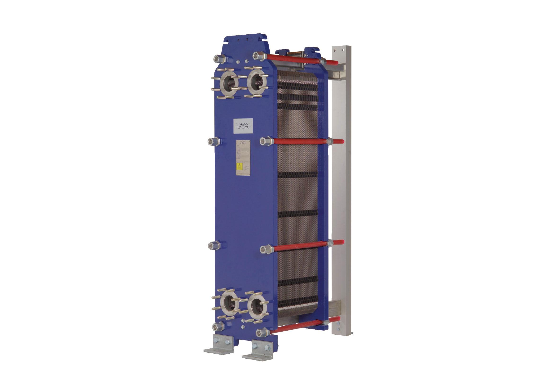 WideGap 100 – новый компактный теплообменник для работы со средами, содержащими крупные частицы и волокна