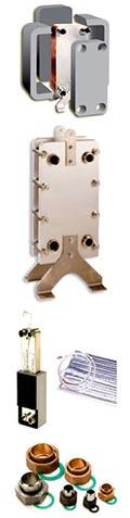 Комплектация паяных пластинчатых теплообменников
